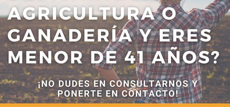 OBERTA LA CONVOCATÒRIA PER A LES AJUDES PER A PRIMERA INSTAL·LACIÓ DE JOVES AGRICULTORS