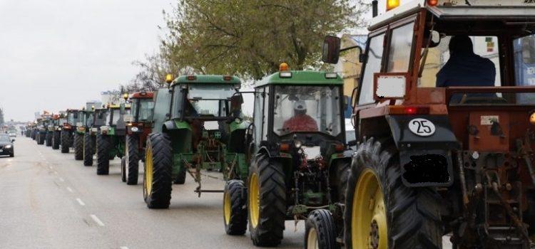 Movilización en Lisboa ante el Consejo Informal de Ministros de Agricultura